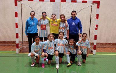 Vitória Clube de Santarém estreia novo escalão de infantis femininos