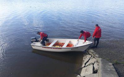 Buscas por jovem desaparecido no Rio Tejo alargam a Salvaterra de Magos