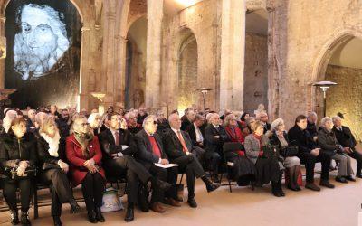 """Convento de S. Francisco palco do lançamento do livro """"História de Santarém"""""""