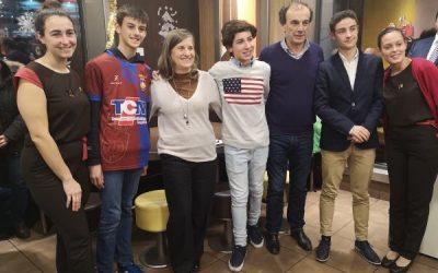 Três jovens atletas reconhecidos com o prémio de Mérito de Melhor Aluno/Atleta da AF Santarém