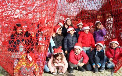 FOTOGALERIA | Natal das Escolas reúne mais de 1500 crianças no Reino de Natal de Santarém