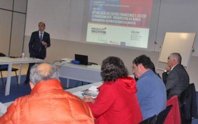 Workshop da Nersant mostra como optimizar custos financeiros e a melhorar acesso a financiamentos
