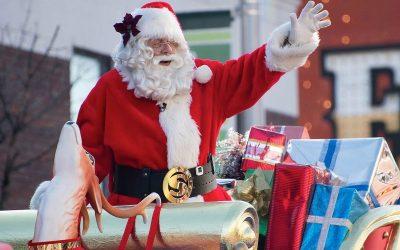 Parada promete ser um dos momentos altos do Natal em Santarém