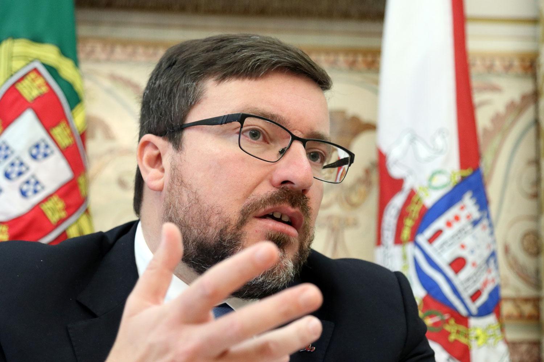 Ricardo Gonçalves pede demissão do presidente da IP