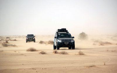 Sahara Desert Challenge parte de Coruche dia 27 em direcção a Bissau
