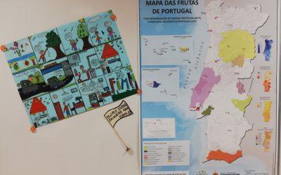 """Centro Escolar Salgueiro Maia vence """"Volta a Portugal em Fruta"""""""