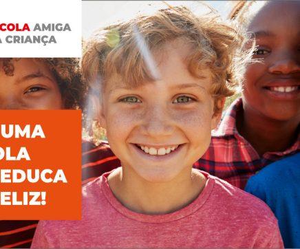 21 escolas da região recebem selo da 2ª edição da Escola Amiga da Criança