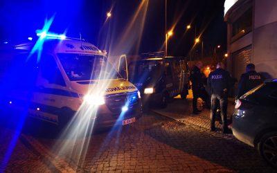 Cidadão estrangeiro ferido em briga na rua Arco de Manços em Santarém
