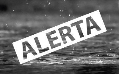 Protecção Civil de Santarém alerta para precipitação, vento e probabilidade de cheias
