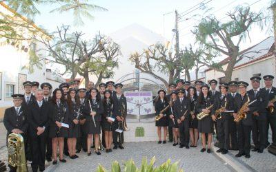 """Banda de Música da A.D.R. """"O Paraíso"""" comemora 37º aniversário"""