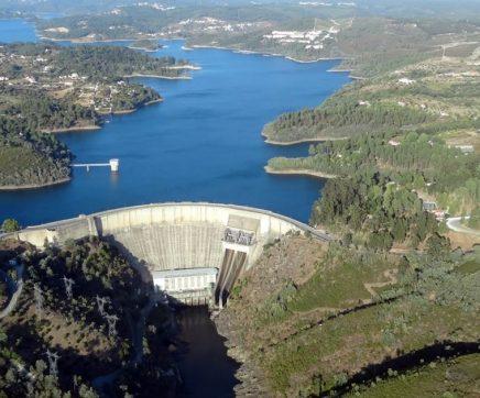 Bacia hidrográfica do Tejo com 88,5% de armazenamento de água