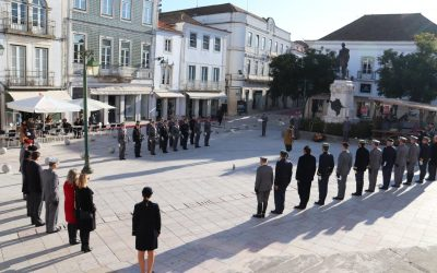 144º aniversário da morte Marquês de Sá da Bandeira assinalado em Santarém