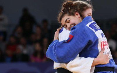 Patrícia Sampaio é futura jornalista em 'stand by' para se dedicar ao judo