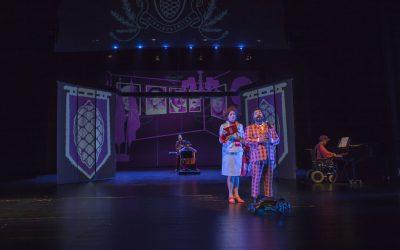 Teatro Sá da Bandeira recebeu ópera cómica multimédia que confronta o interior e a tecnologia