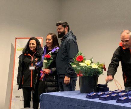 20kms de Almeirim é o clube com mais títulos no Masters da Associação de Ténis de Leiria