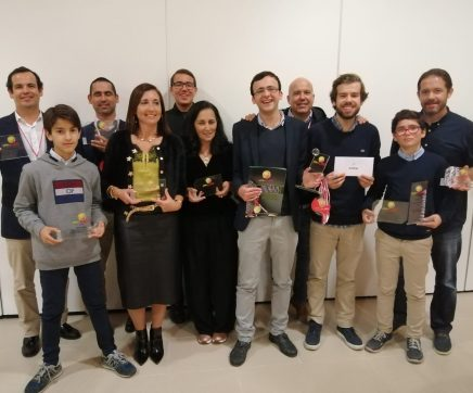 Ténis Almeirim conquista vários troféus na gala da Associação de Ténis de Leiria