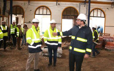 VÍDEO|Presidente da Câmara de Santarém toma o pulso às obras em curso no concelho
