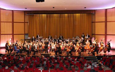 Mais de 600 pessoas solidárias no concerto de ano  novo em Santarém