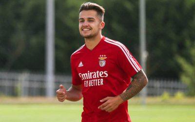 Futebolista natural de Tomar rescinde com o Benfica e ruma a Itália
