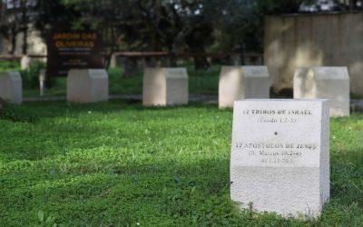 Jardim franciscano ajuda a ler a Bíblia em Fátima