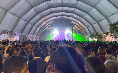 Passagem de Ano trouxe milhares de pessoas a Santarém