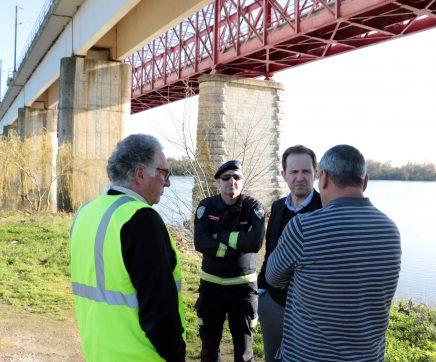 Ponte D. Amélia, entre Cartaxo e Salvaterra de Magos, reaberta hoje