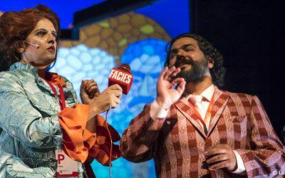 """""""Simplex, uma ópera cómica multimédia"""" é a próxima aposta do Santarém Cultura"""