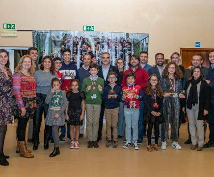 Clube de Ténis de Santarém em destaque nos Prémios ATLei 2019. Pedro Cristóvão Treinador do Ano 2019