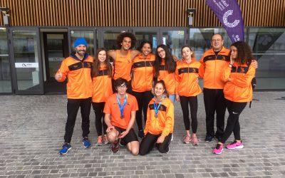 Atletas do Cartaxo sagram-se campeões nacionais de juvenis
