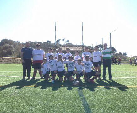 IP Thomar Rugby apresenta equipa de formação no 3º Convívio Juvenil
