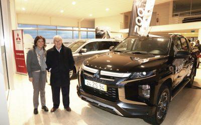 VÍDEO   Clientes da Autogirar conhecem nova Mitsubishi L200 Strakar