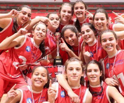 Santarém Basket é campeão distrital