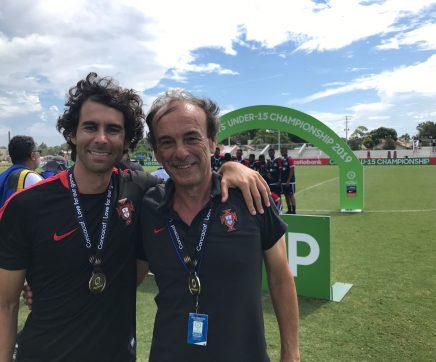 Tiago escolhido para patrono do Tejo Cup 2020