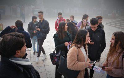 Wifi gratuito do Centro Histórico de Santarém regista mais de 320 mil acessos em 2019
