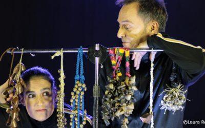 Espectáculo para famílias no próximo sábado no Teatro Sá da Bandeira