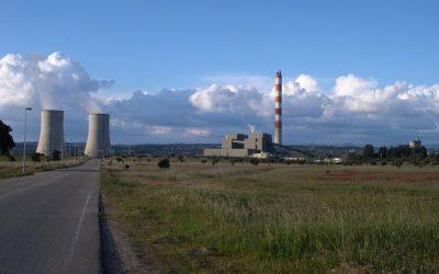 Bruxelas dá 80 ME a Portugal para fechar centrais termoeléctricas e reduzir emissões de petroquímicas