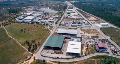 Centros da Chamusca trataram 398 mil toneladas de resíduos industriais perigosos em 2019