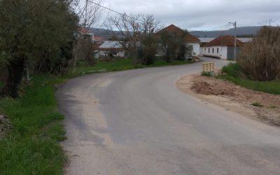 Gançaria com apoio da Câmara para requalificação de estradas