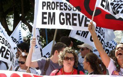 Professores avançam para greve durante interrupção lectiva do Carnaval