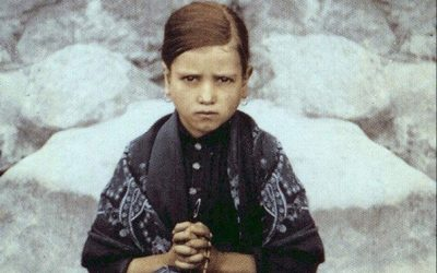 Santuário de Fátima lança imagem de Jacinta Marto no centenário da morte da vidente
