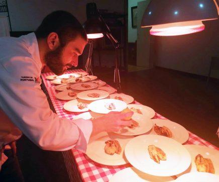 """""""A cozinha é uma experiência sensorial e cultural"""""""