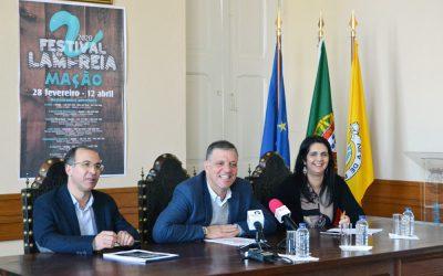 Festival Gastronómico da Lampreia até 12 de Abril em Mação