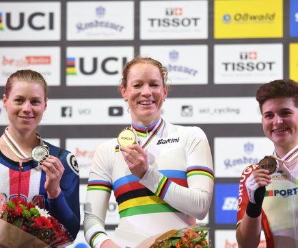 Maria Martins destaca trabalho na última volta para ganhar 'bronze' nos Mundiais
