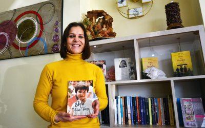 A vida de Maria Serrano deu um livro