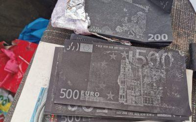 GNR de Coruche apreende 28900 euros em notas falsas