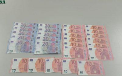 Jovem de 16 anos detido por posse de 370 euros em notas falsas em Almeirim