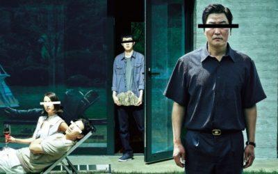 'Parasitas', vencedor do Óscar para melhor filme, em sessão especial no Teatro Sá da Bandeira