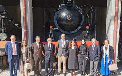 Manuel de Novaes Cabral é o novo presidente do Museu Nacional Ferroviário
