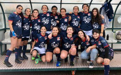 Rugby Feminino recebe etapa do Campeonato Nacional em Santarém