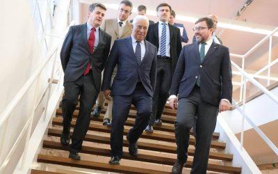 António Costa pede empenho de todos para execução de estratégia na próxima década
